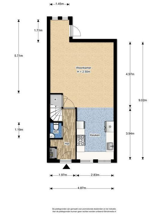 Israellaan 23, Delft plattegrond-22