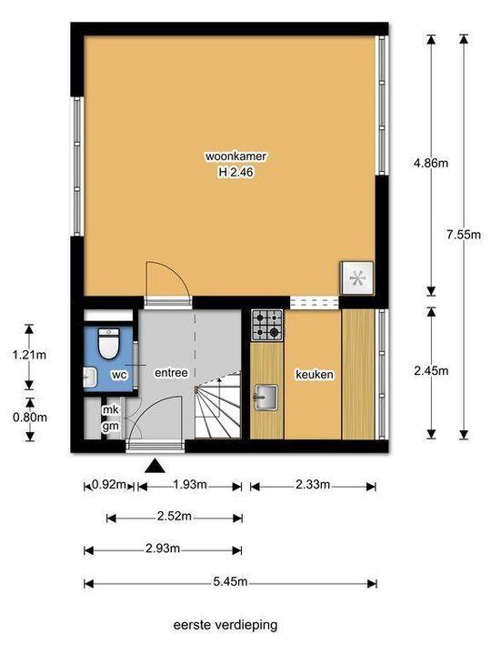 Sint Jorisweg 44, Delft plattegrond-25