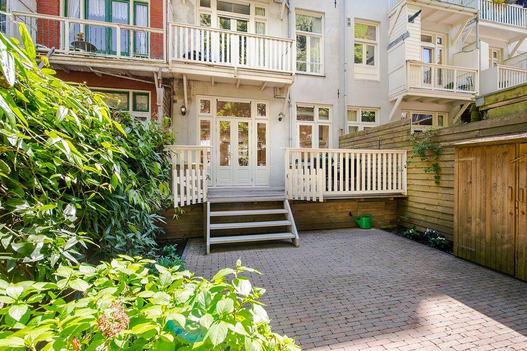 Tweede Helmersstraat 86 huis, Double downstairs house in Amsterdam foto-13