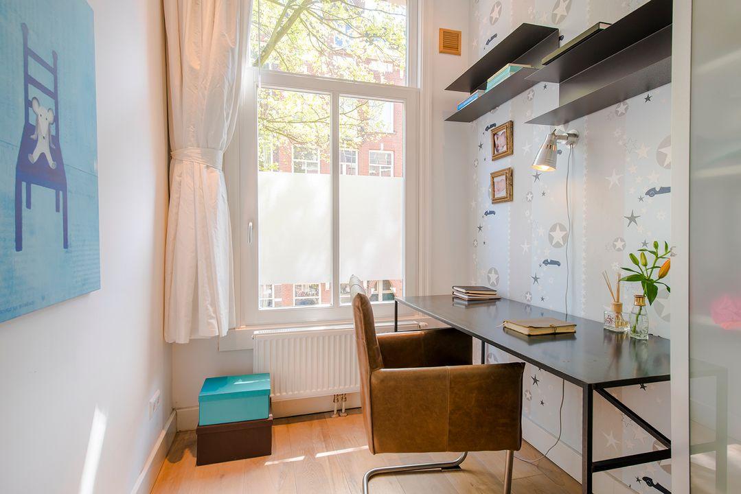 Tweede Helmersstraat 86 huis, Double downstairs house in Amsterdam foto-27