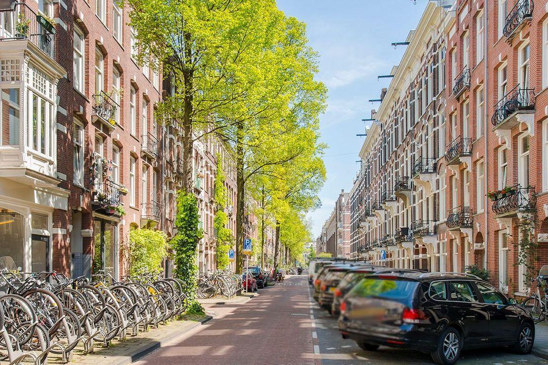 Tweede Helmersstraat 86 huis, Dubbel benedenhuis in Amsterdam foto-32