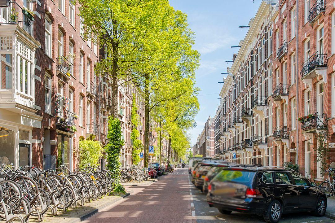 Tweede Helmersstraat 86 huis, Double downstairs house in Amsterdam foto-32