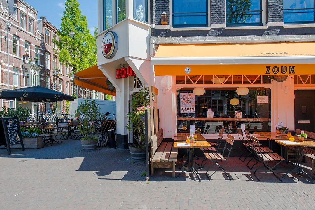 Tweede Helmersstraat 86 huis, Double downstairs house in Amsterdam foto-33