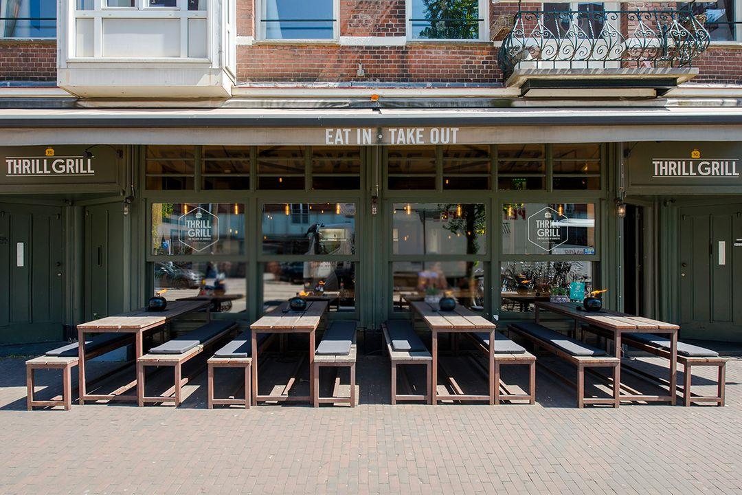 Tweede Helmersstraat 86 huis, Double downstairs house in Amsterdam foto-34