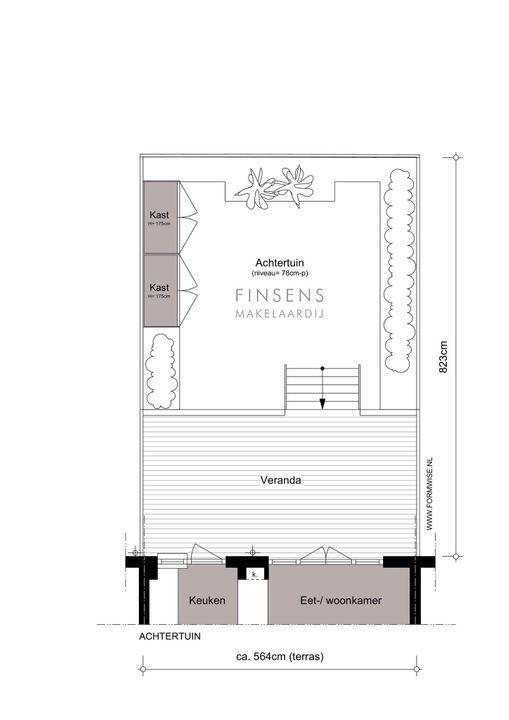 Tweede Helmersstraat 86 huis, Dubbel benedenhuis in Amsterdam Plattegronden-1