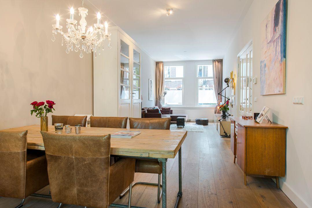 Tweede Helmersstraat 86 huis, Double downstairs house in Amsterdam foto-4