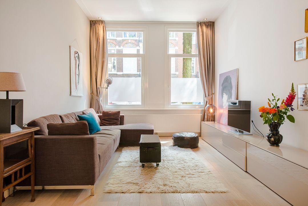 Tweede Helmersstraat 86 huis, Double downstairs house in Amsterdam foto-5