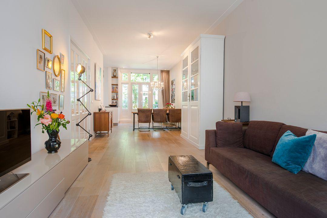 Tweede Helmersstraat 86 huis, Double downstairs house in Amsterdam foto-6