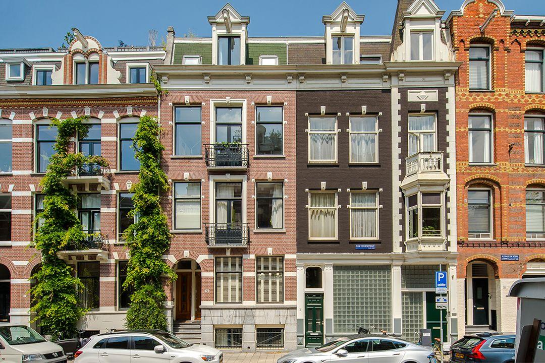 Van Eeghenstraat 4 bv, Bovenwoning in Amsterdam foto-1