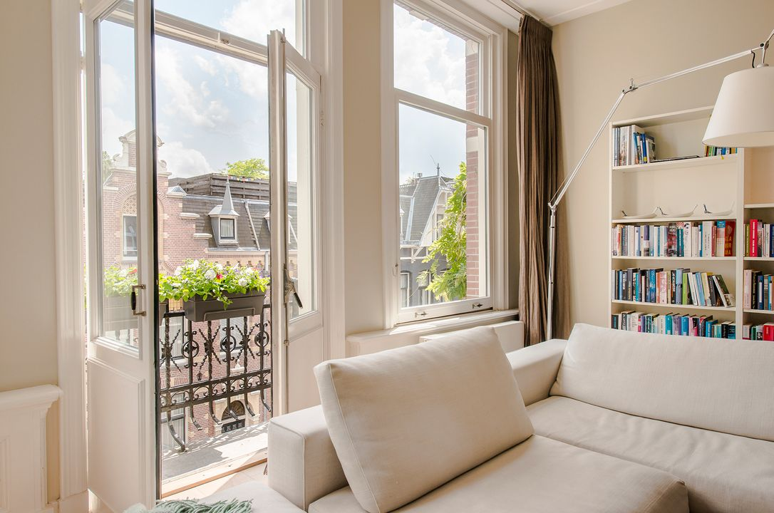 Van Eeghenstraat 4 bv, Bovenwoning in Amsterdam foto-5