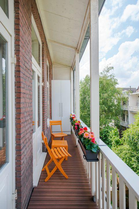 Van Eeghenstraat 4 bv, Bovenwoning in Amsterdam foto-10