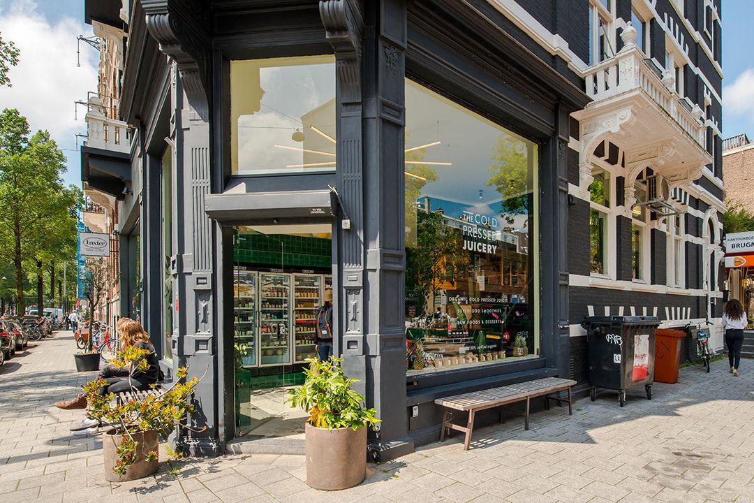 Van Eeghenstraat 4 bv, Bovenwoning in Amsterdam foto-32