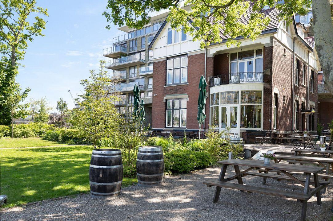 Amstelvlietstraat 163 + PP, Dubbel benedenhuis in Amsterdam foto-27