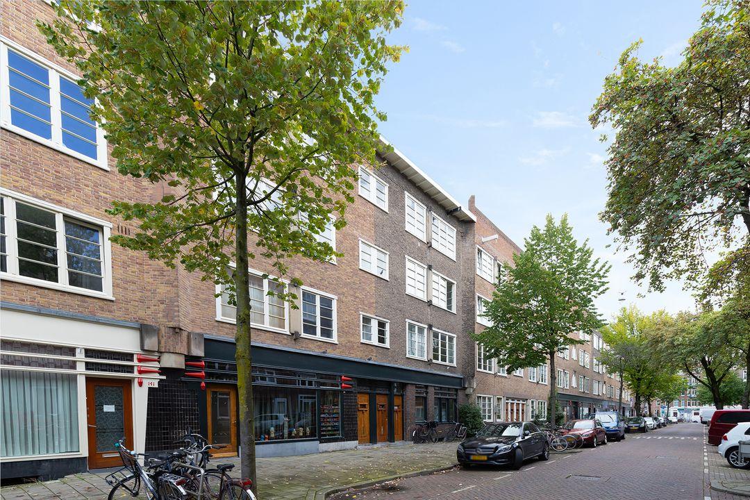 Van Speijkstraat 143 -III, Upper floor apartment in Amsterdam foto-16