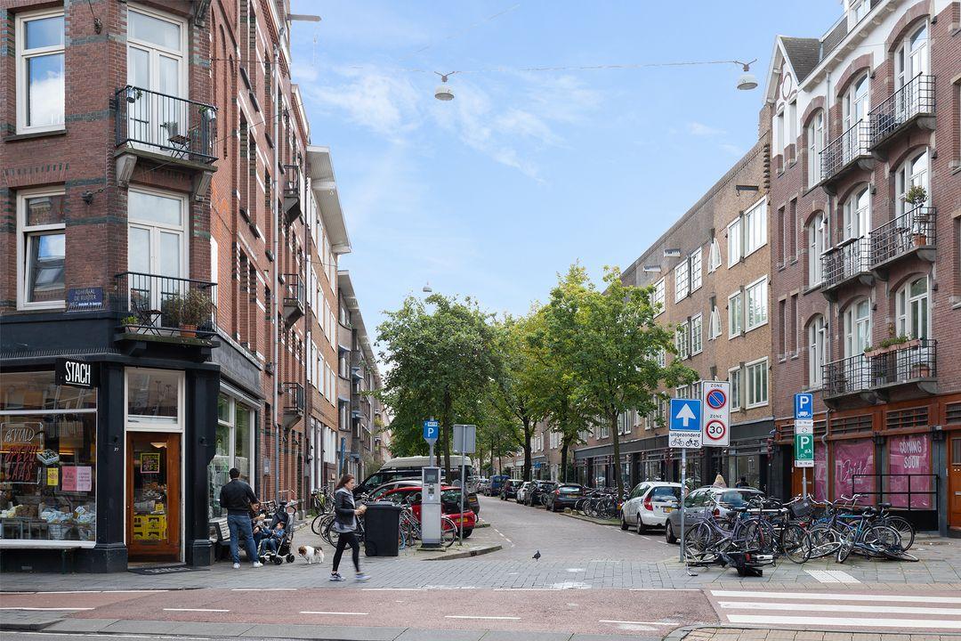 Van Speijkstraat 143 -III, Upper floor apartment in Amsterdam foto-17