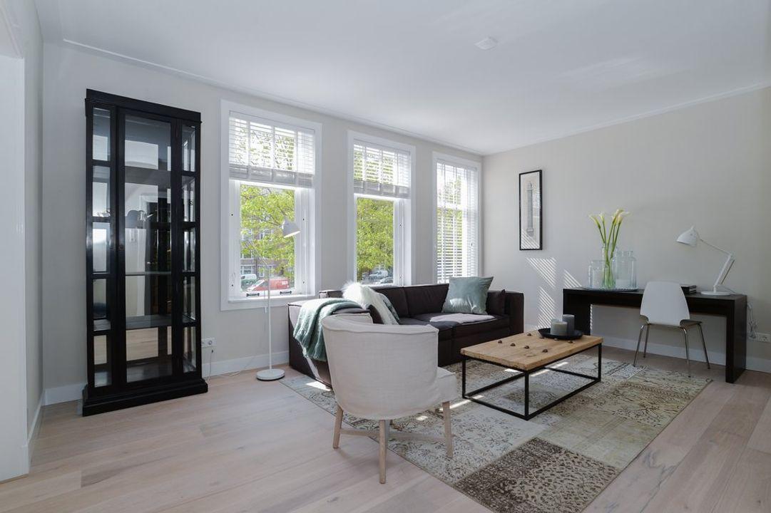 Rooseveltlaan 18 -1, Upper floor apartment in Amsterdam foto-2