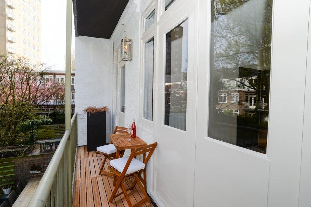 Rooseveltlaan 18 -1, Upper floor apartment in Amsterdam foto-13