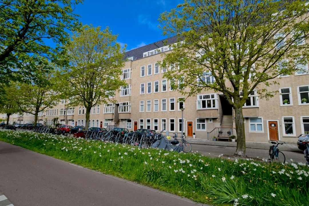 Rooseveltlaan 18 -1, Upper floor apartment in Amsterdam foto-16