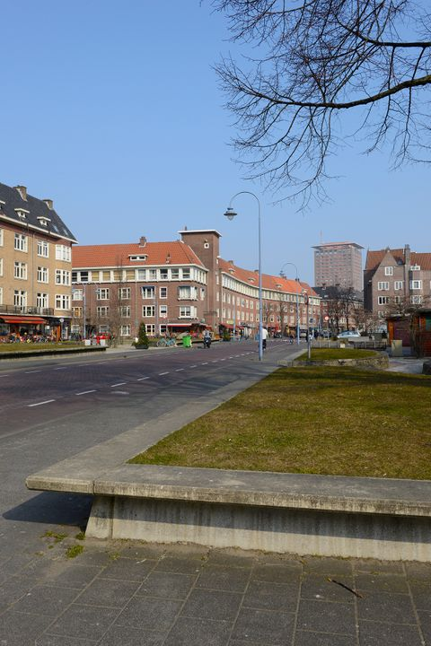 Rooseveltlaan 18 -1, Upper floor apartment in Amsterdam foto-19