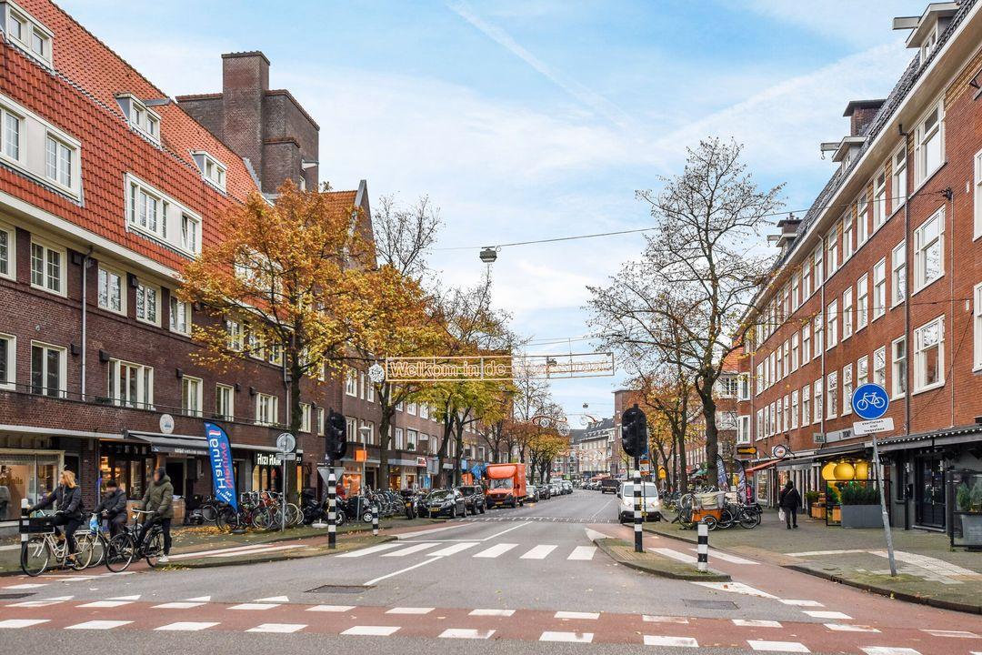 Maasstraat 4 I, Upper floor apartment in Amsterdam foto-34