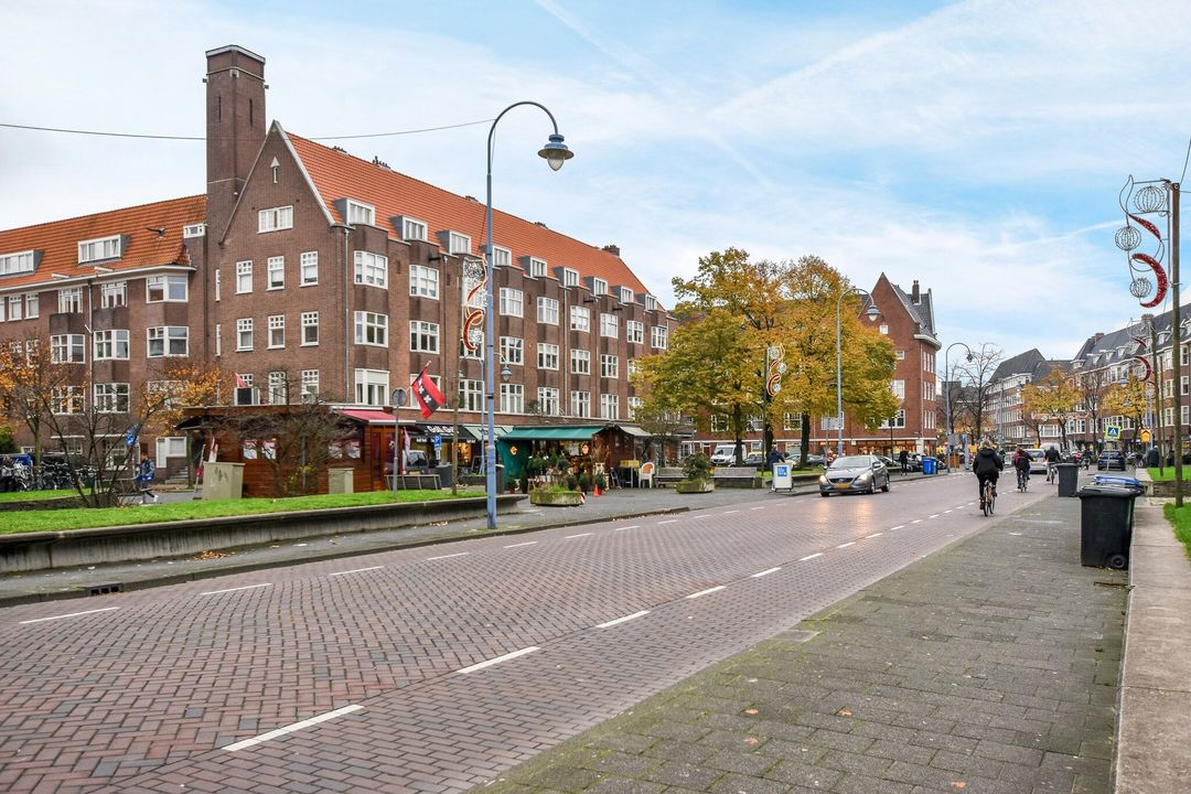 Maasstraat 4 I, Upper floor apartment in Amsterdam foto-35