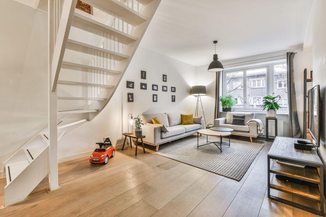 Maasstraat 4 I, Upper floor apartment in Amsterdam foto-13