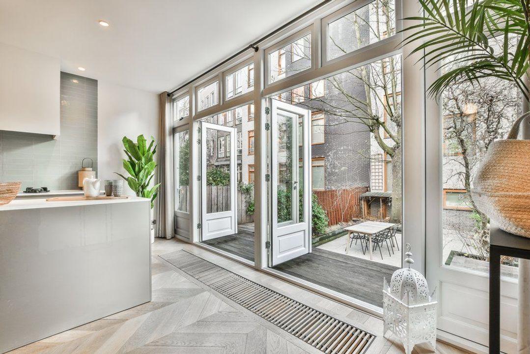 Ceintuurbaan 372 hs+I, Double downstairs house in Amsterdam foto-4