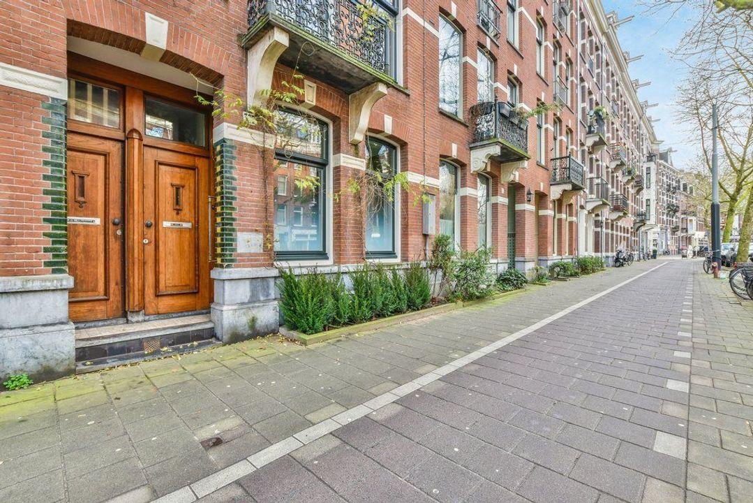 Ceintuurbaan 372 hs+I, Double downstairs house in Amsterdam foto-25