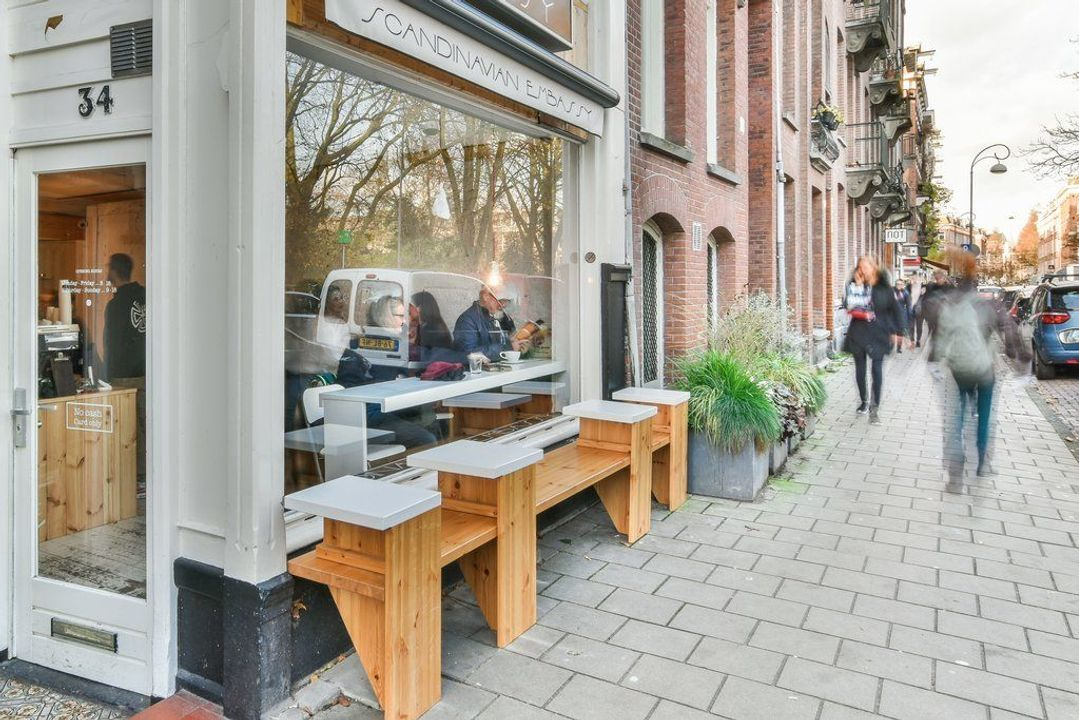 Ceintuurbaan 372 hs+I, Double downstairs house in Amsterdam foto-29