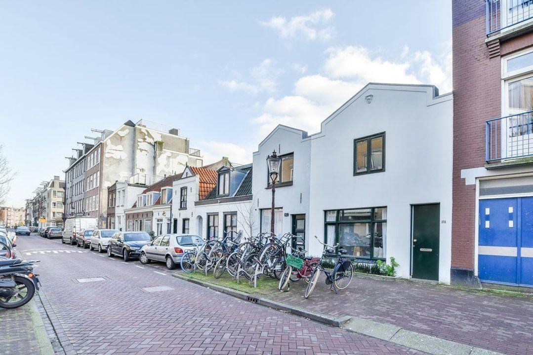 Jan Hanzenstraat 131, Terraced house in Amsterdam foto-0