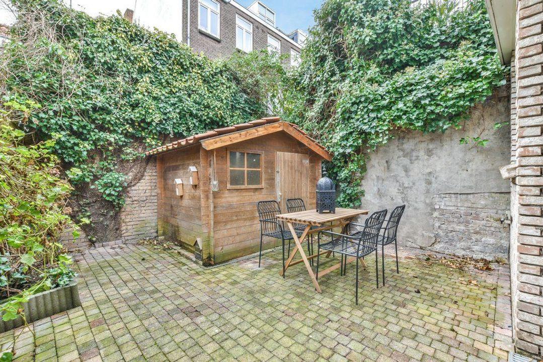 Jan Hanzenstraat 131, Terraced house in Amsterdam foto-11
