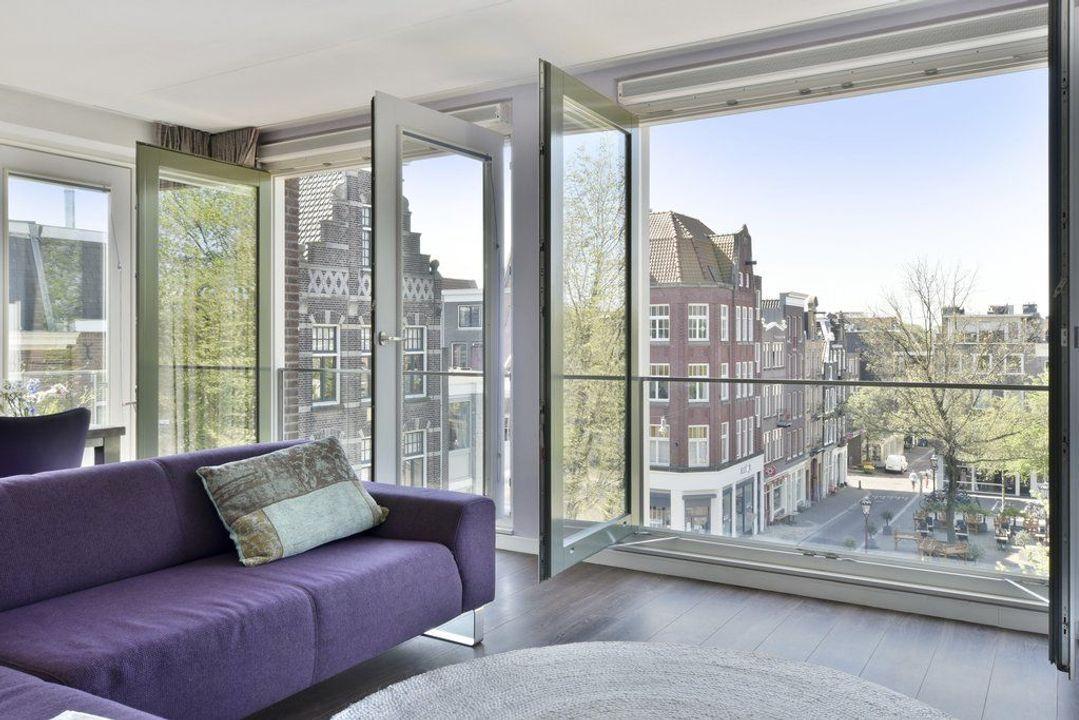 Haarlemmerplein 16 F, Bovenwoning in Amsterdam foto-0