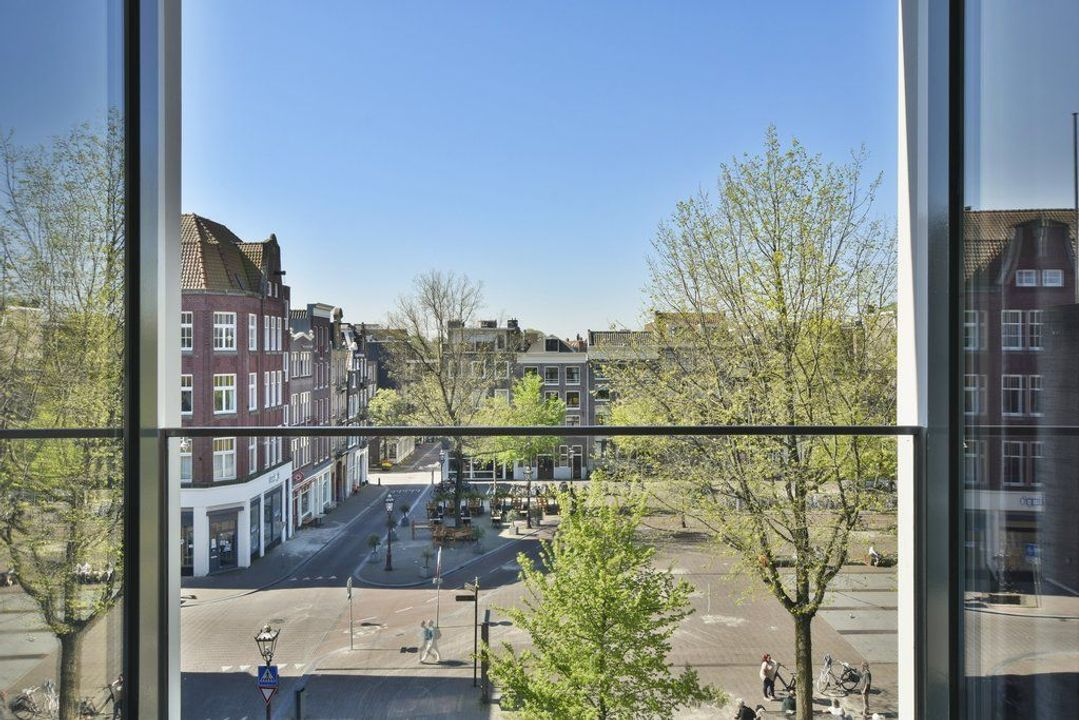 Haarlemmerplein 16 F, Bovenwoning in Amsterdam foto-1