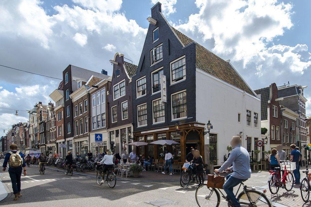 Haarlemmerplein 16 F, Bovenwoning in Amsterdam foto-18