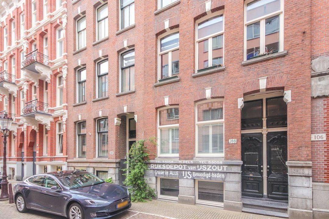 Nieuwe Kerkstraat 108 hs, Benedenwoning in Amsterdam foto-26