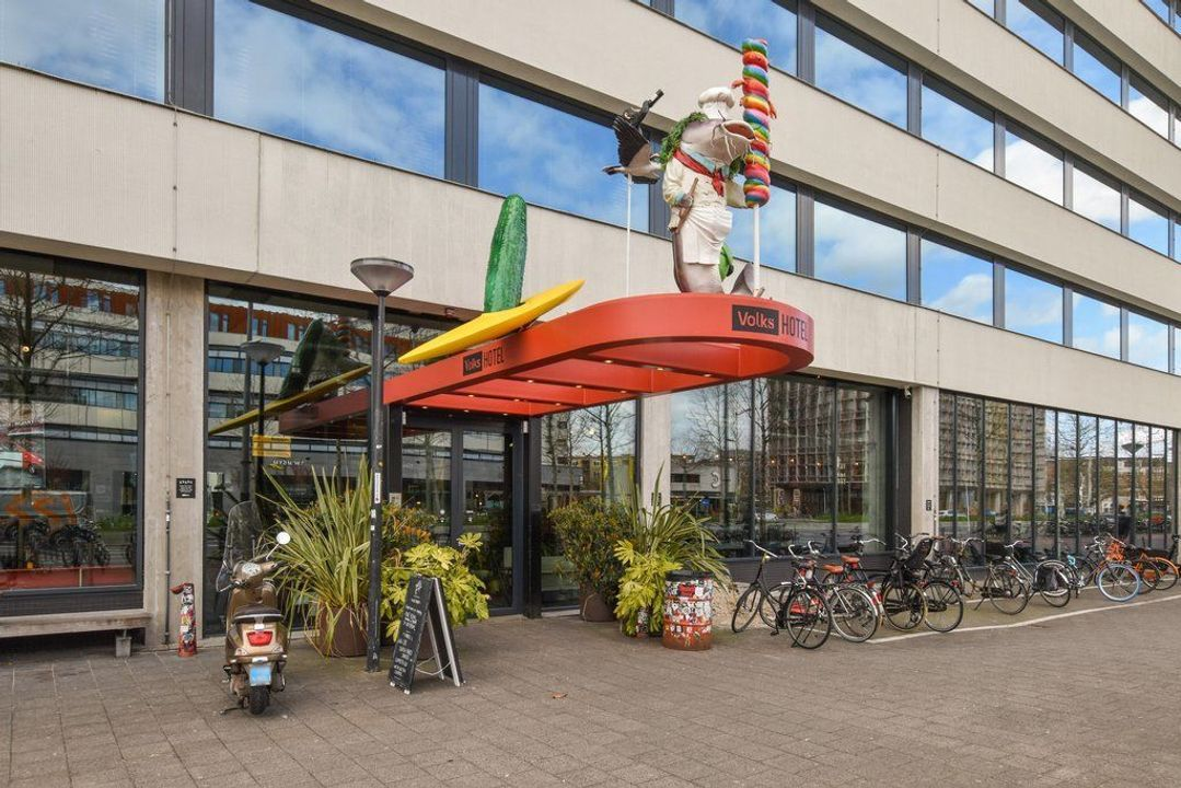 Nieuwe Kerkstraat 108 hs, Benedenwoning in Amsterdam foto-29