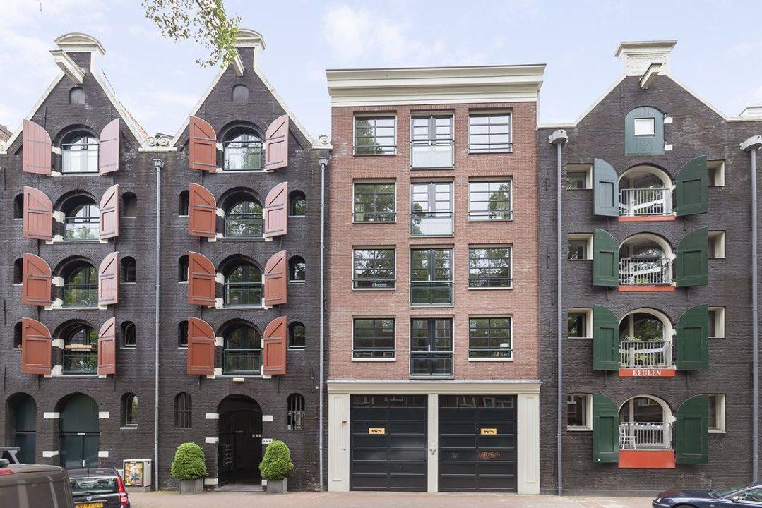Nieuwe Uilenburgerstraat 9 -g, Bovenwoning in Amsterdam foto-0