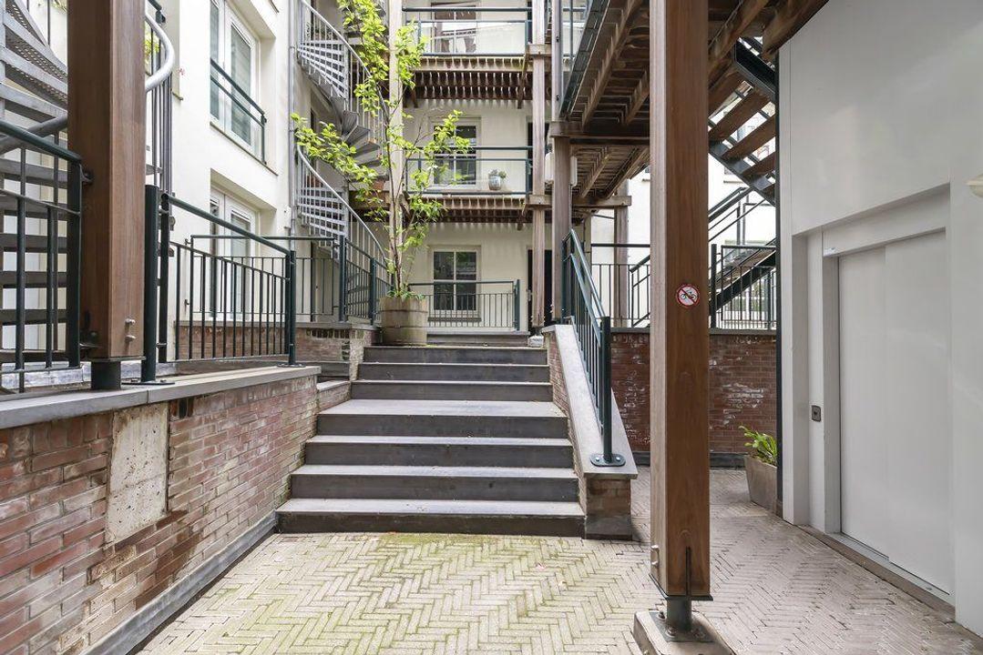Nieuwe Uilenburgerstraat 9 -g, Bovenwoning in Amsterdam foto-1