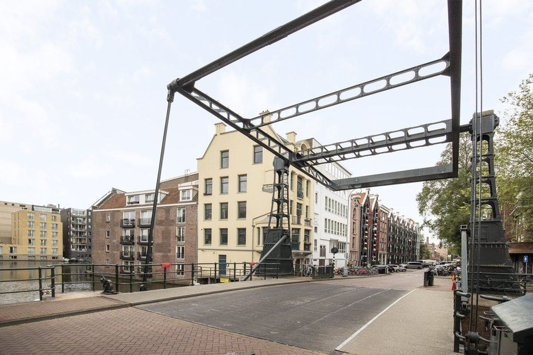 Nieuwe Uilenburgerstraat 9 -g, Bovenwoning in Amsterdam foto-22