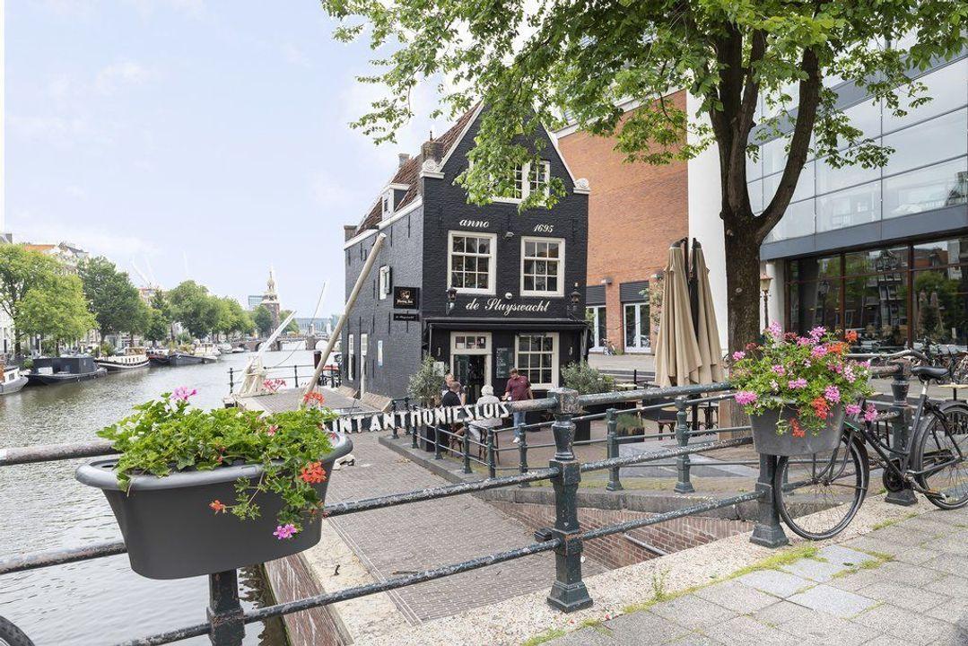 Nieuwe Uilenburgerstraat 9 -g, Bovenwoning in Amsterdam foto-24