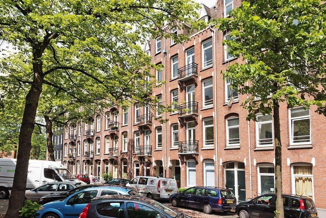 Potgieterstraat 20 -3, Bovenwoning in Amsterdam foto-0