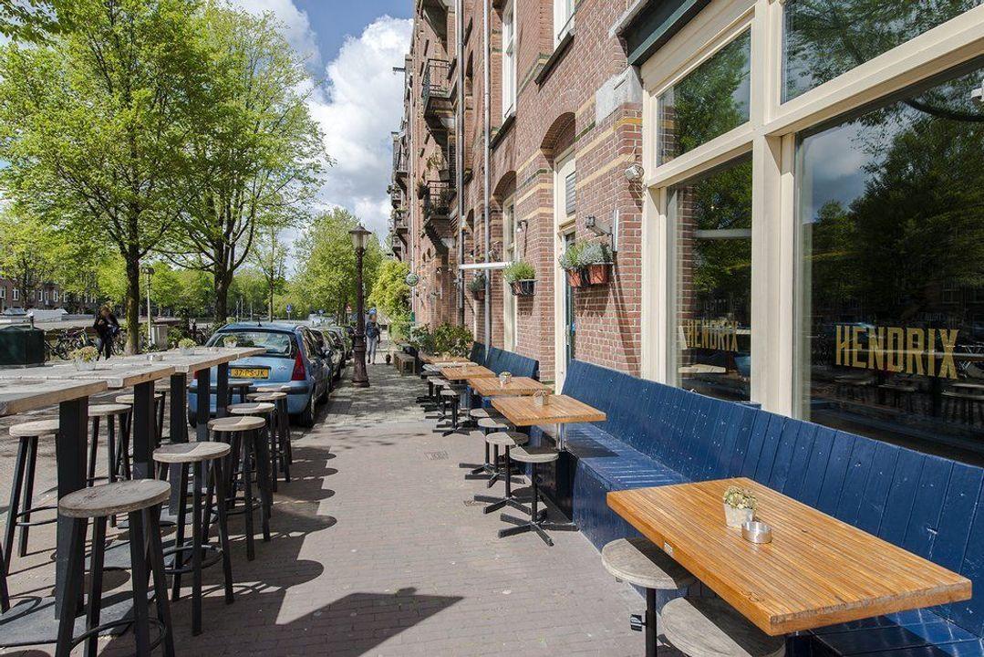 Potgieterstraat 20 -3, Bovenwoning in Amsterdam foto-12