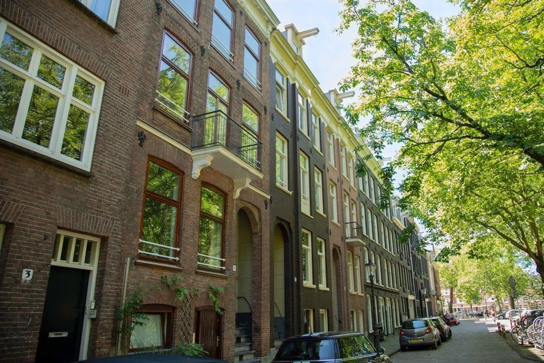 Schinkelhavenstraat 5 I, Bovenwoning in Amsterdam foto-0