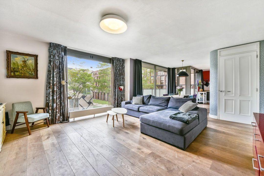 Funenpark 614, Upper floor apartment in Amsterdam foto-1