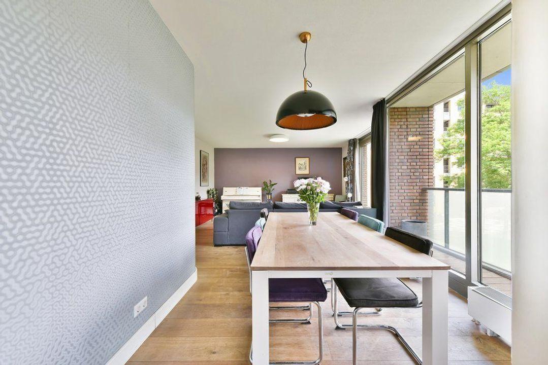 Funenpark 614, Upper floor apartment in Amsterdam foto-8