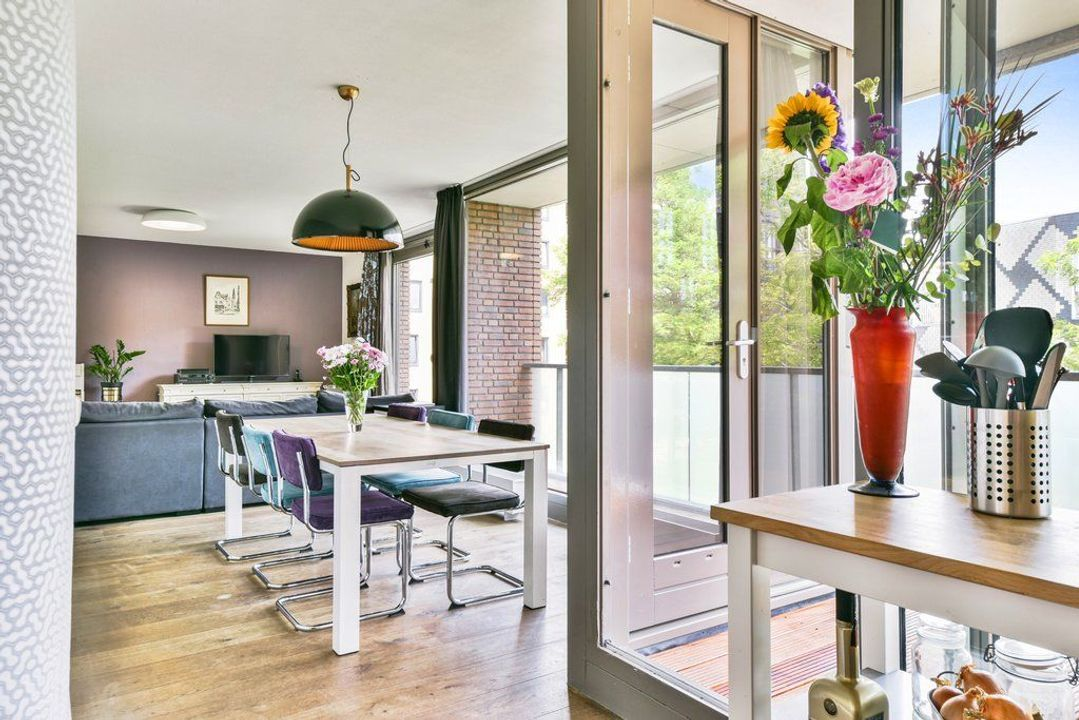 Funenpark 614, Upper floor apartment in Amsterdam foto-7