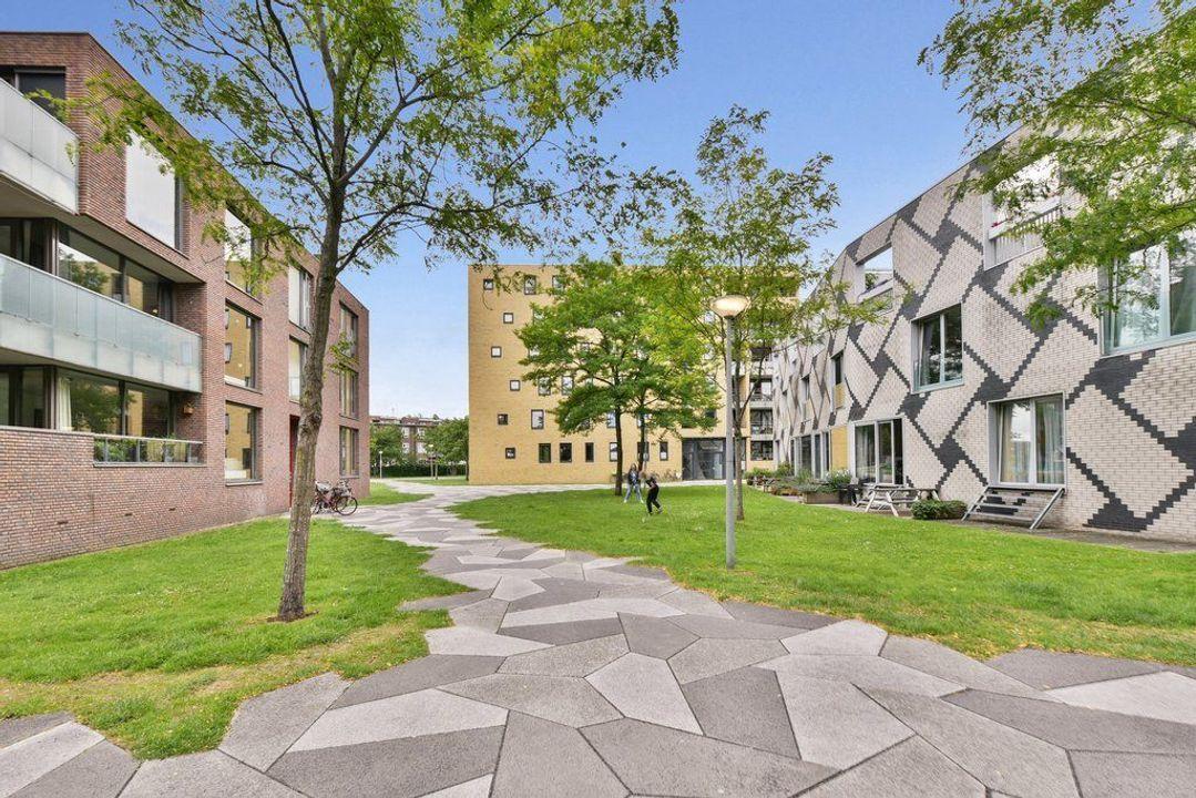 Funenpark 614, Upper floor apartment in Amsterdam foto-0