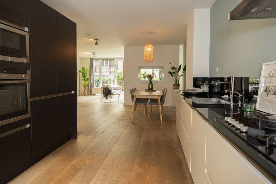 Uiterwaardenstraat 215 B-huis, Double downstairs house in Amsterdam foto-10
