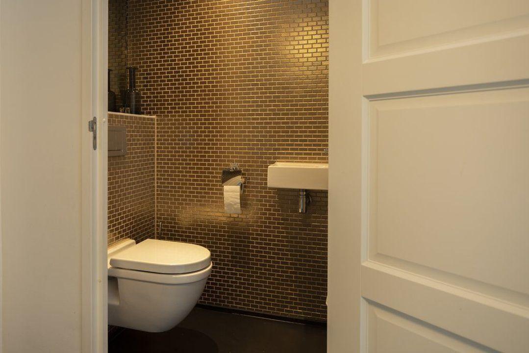 Uiterwaardenstraat 215 B-huis, Double downstairs house in Amsterdam foto-13