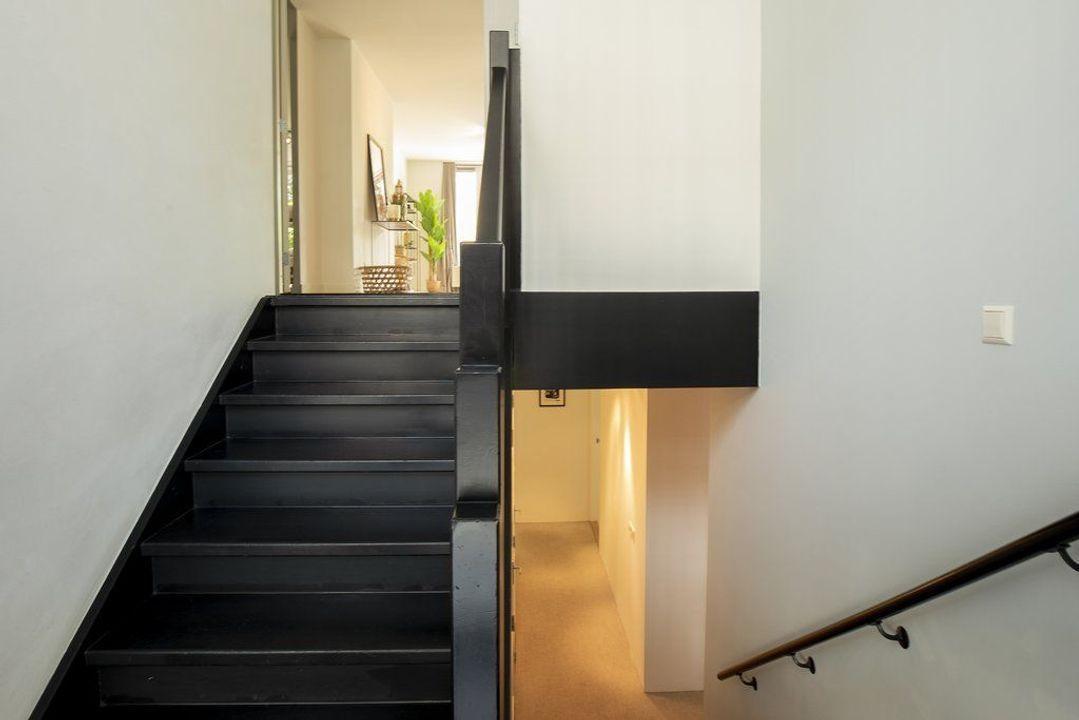 Uiterwaardenstraat 215 B-huis, Double downstairs house in Amsterdam foto-14
